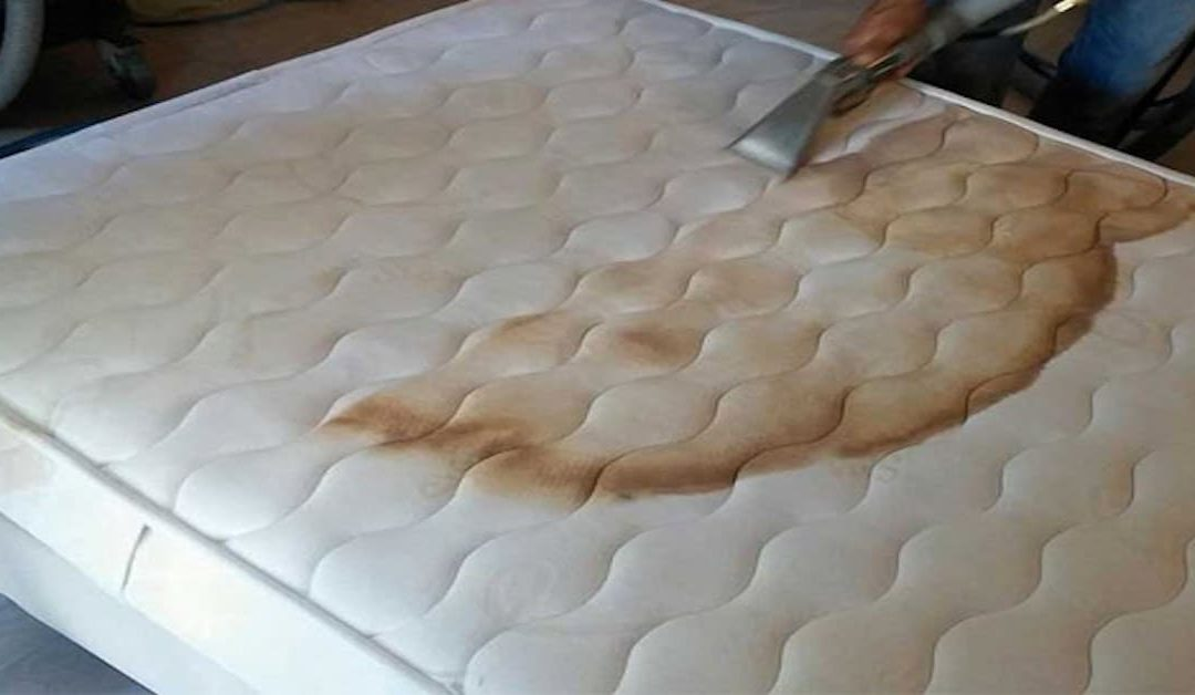 Mattress Stain Removal